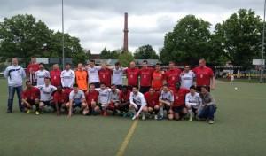 04.05.2014: FC Dresden - FSV Lokomotive Dresden 2:1